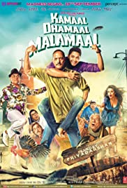Kamaal Dhamaal Malamaal (2012) Full Movie Watch thumbnail