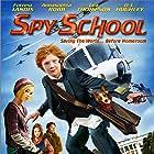 Lea Thompson, D.L. Hughley, Forrest Landis, and AnnaSophia Robb in Spy School (2008)
