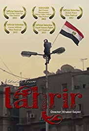 Stories from Tahrir Poster