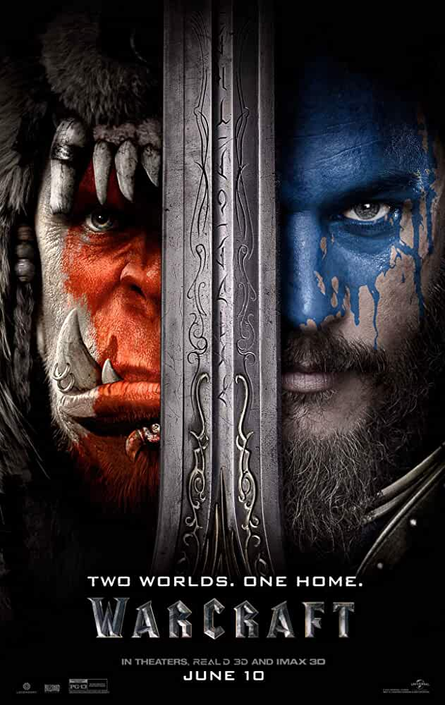 Warcraft | 2016 | Hindi + English | 1080p | 720p | BluRay