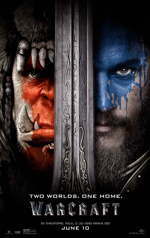 Warcraft 2016 1080p Untouched Bluray Dual Audio [Hindi – English] Movie
