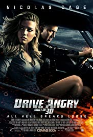 Drive Angry (2011) Poster - Movie Forum, Cast, Reviews
