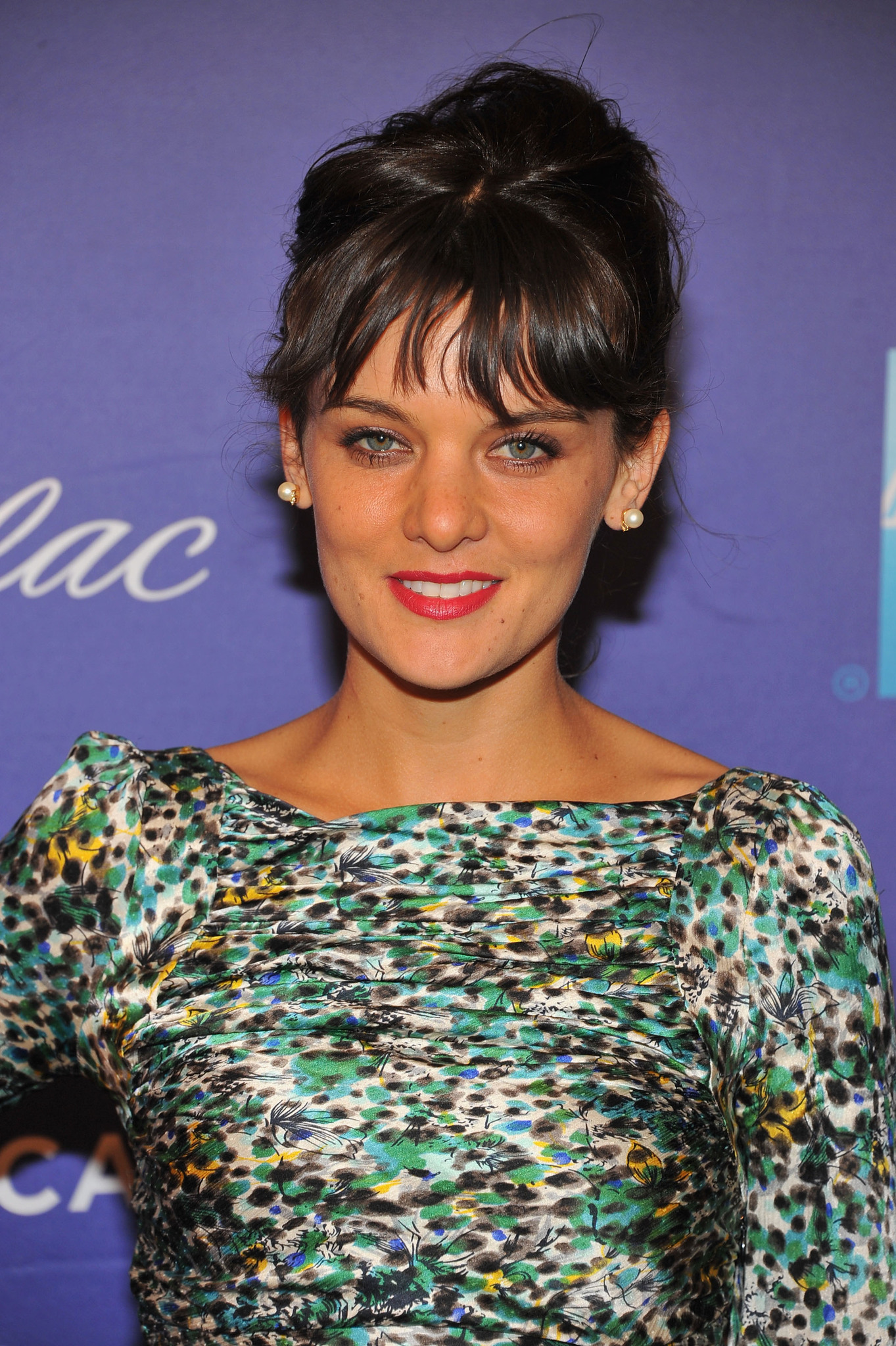 Frankie Shaw at an event for The Pretty One (2013)