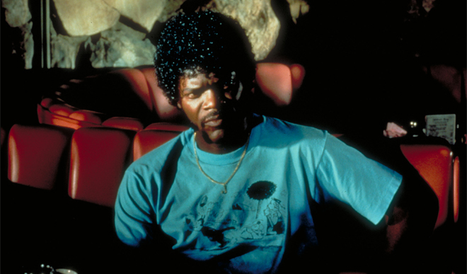 Samuel L. Jackson in Pulp Fiction (1994)