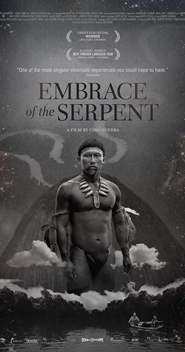 Subtitle of Embrace of the Serpent
