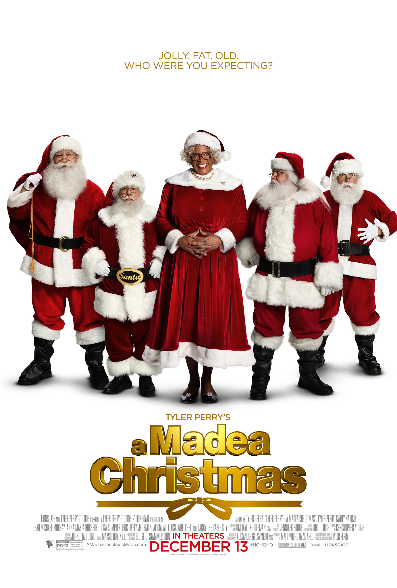 A Madea Christmas (2013) - IMDb
