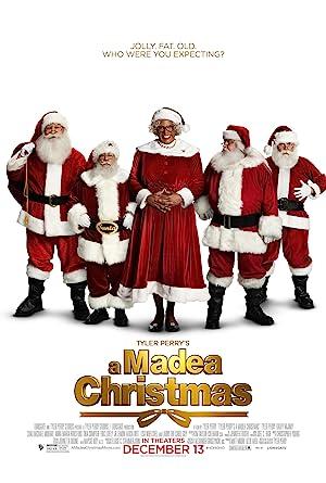 A Madea Christmas film Poster