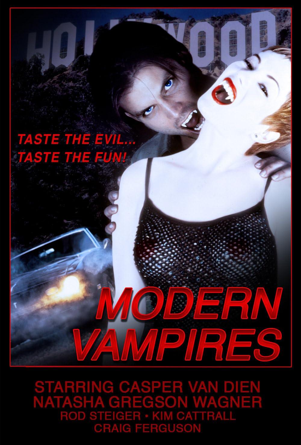Modern Vampires (1998) Hindi Dubbed