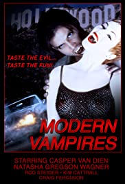 Modern Vampires (1998) Poster - Movie Forum, Cast, Reviews