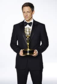 Seth Meyers at an event for The 66th Primetime Emmy Awards (2014)