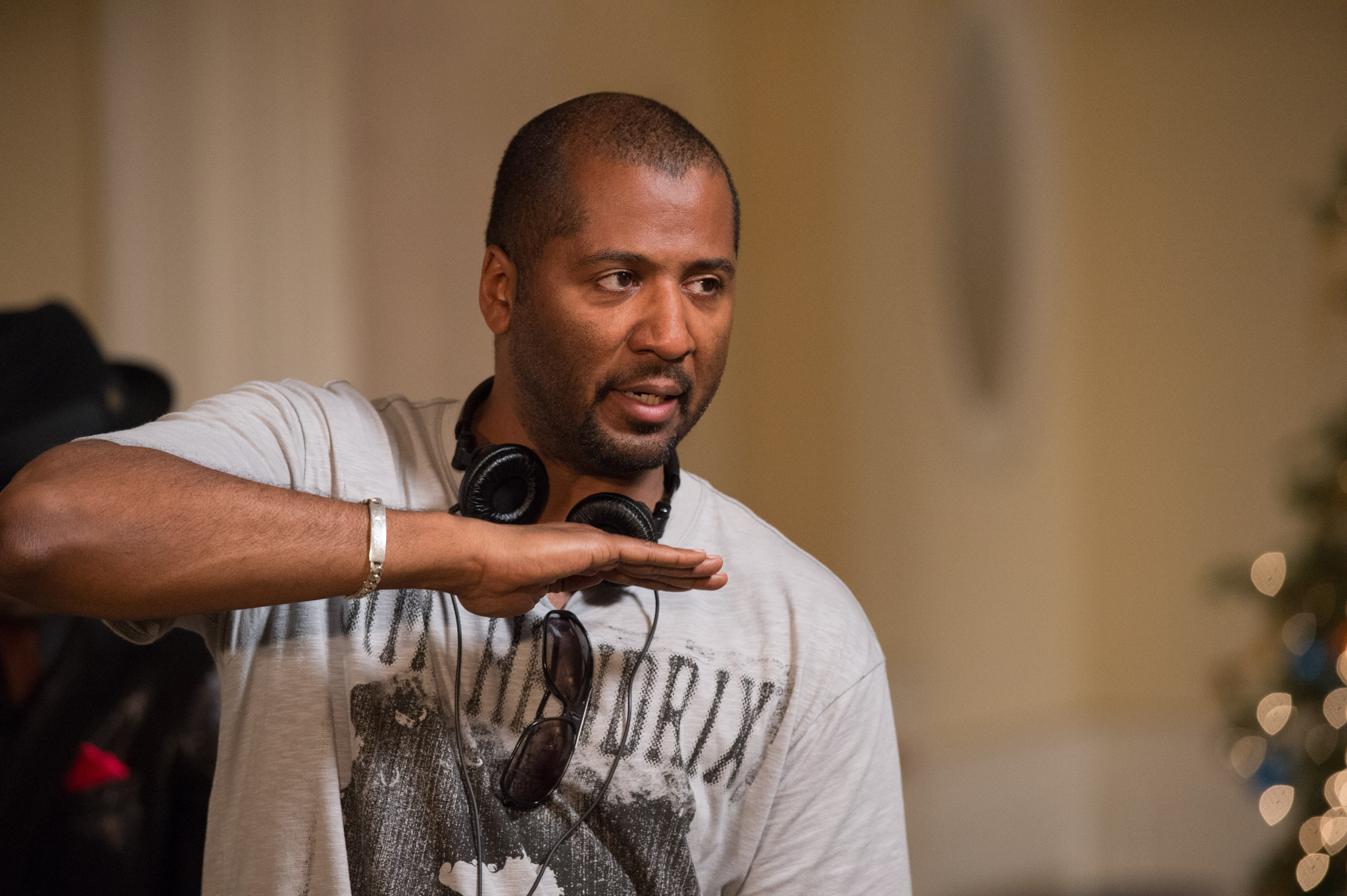 Malcolm D. Lee in The Best Man Holiday (2013)
