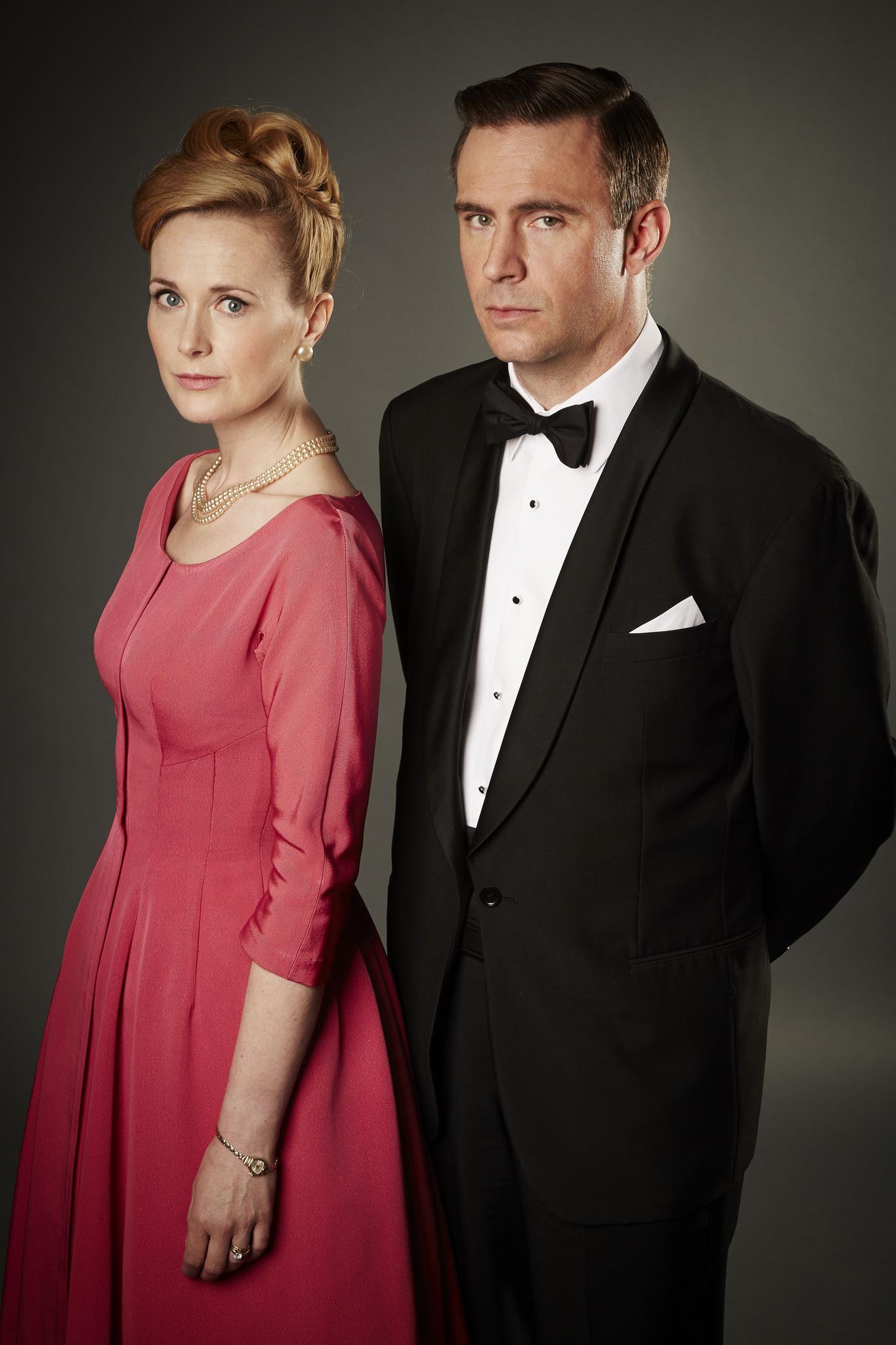 Jack Davenport and Natasha Little in Breathless (2013)