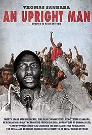 Thomas Sankara: The Upright Man Poster
