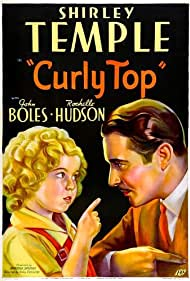 Shirley Temple and John Boles in Curly Top (1935)