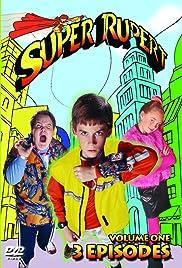 Super Rupert Poster