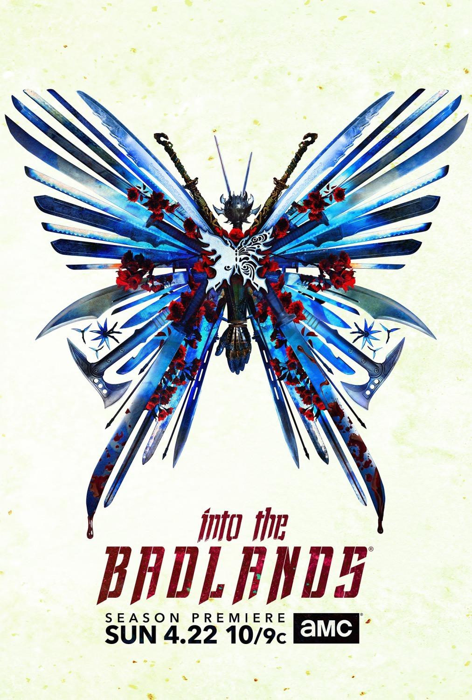 into the badlands tv series 2015 imdb