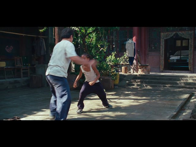 The Karate Kid - La leggenda continua sub download