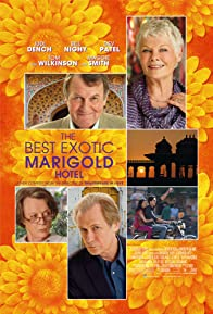 Primary photo for The Best Exotic Marigold Hotel