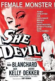 She Devil Poster - Movie Forum, Cast, Reviews