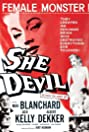 She Devil (1957) Poster