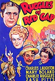 Ruggles of Red Gap(1935) Poster - Movie Forum, Cast, Reviews