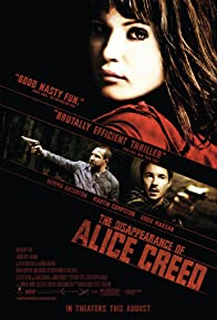 Primary photo for The Disappearance of Alice Creed