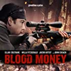 John Cusack, Ellar Coltrane, Willa Fitzgerald, and Jacob Artist in Blood Money (2017)