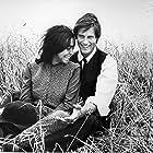 Brooke Adams and Sam Shepard in Days of Heaven (1978)