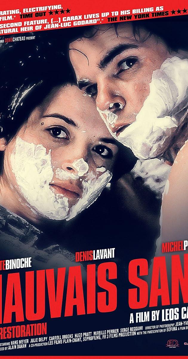 Mauvais Sang (1986) - IMDb