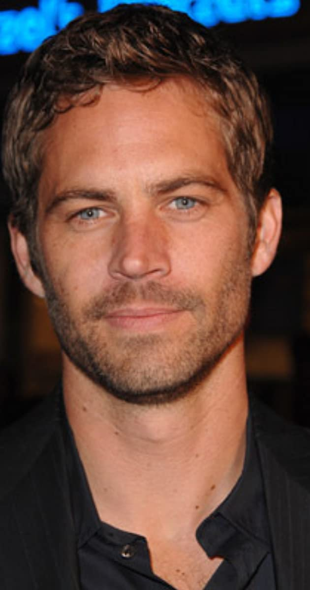 paul walker age in 2001