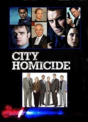 Where to stream City Homicide