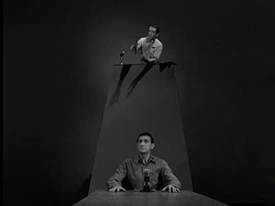 Watch spanish movie The Obsolete Man [720pixels]