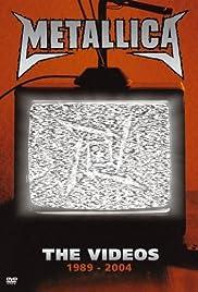 Metallica: The Videos 1989-2004 Poster