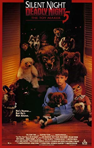 Silent Night, Deadly Night 5: The Toy Maker full movie streaming