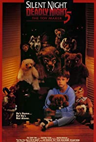 Primary photo for Silent Night, Deadly Night 5: The Toy Maker