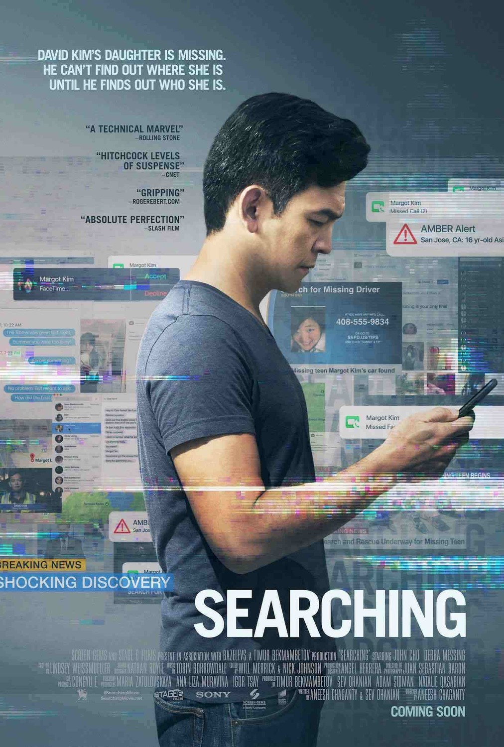 Searching 2018 Download And Watch Full Movie HD