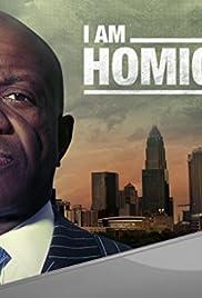 I Am Homicide Poster