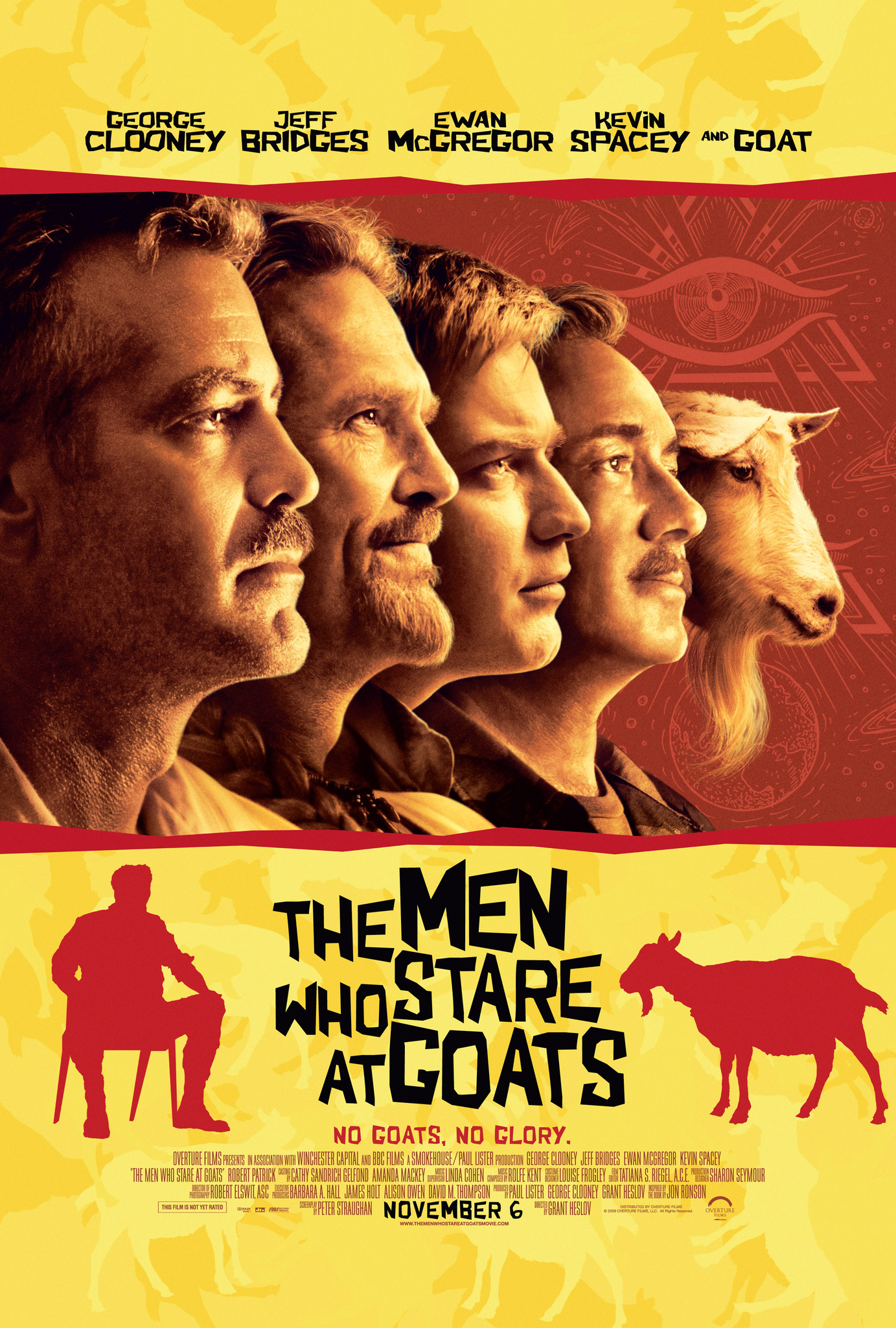 The Men Who Stare at Goats (2009) - IMDb