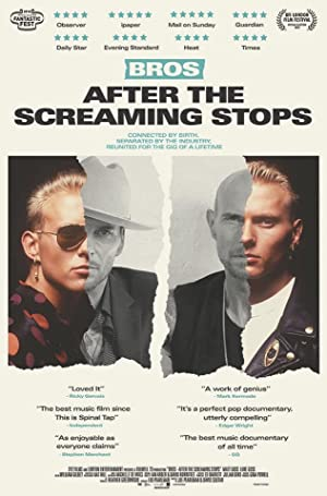 Where to stream Bros: After The Screaming Stops