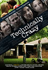 Technically Crazy Poster