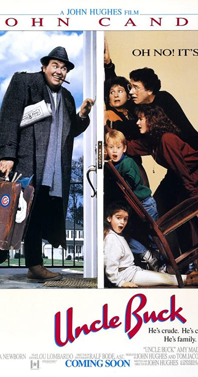 Subtitle of Uncle Buck