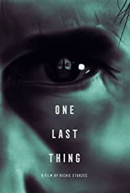 One Last Thing (2020)