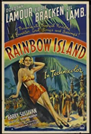 Rainbow Island Poster