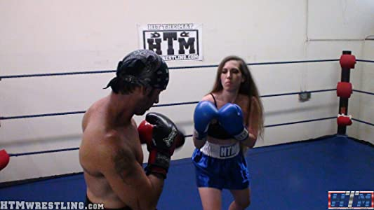 Samantha Grace vs Rusty: Mixed Boxing in hindi 720p