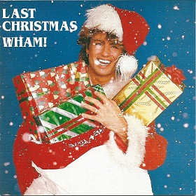 George Michael and Wham! in Wham!: Last Christmas (1984)