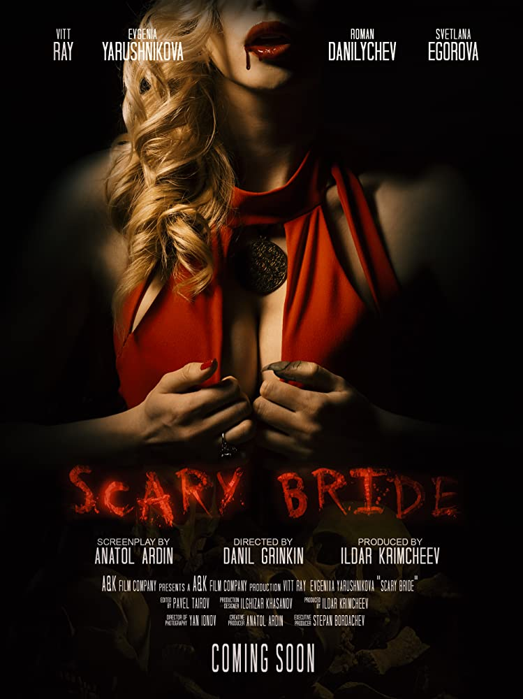 Scary Bride 2020 English 720p HDRip 800MB | 300MB Download