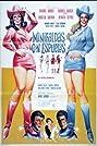 Minifaldas con espuelas (1969) Poster