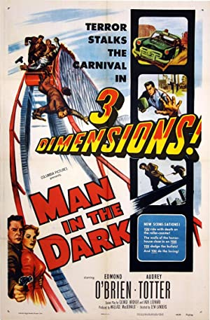 Lew Landers Man in the Dark Movie