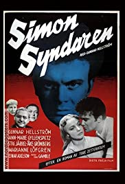 Simon the Sinner Poster