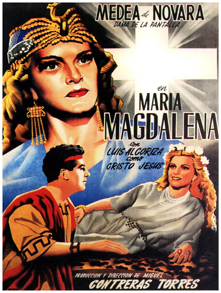 María Magdalena, pecadora de Magdala (1946)